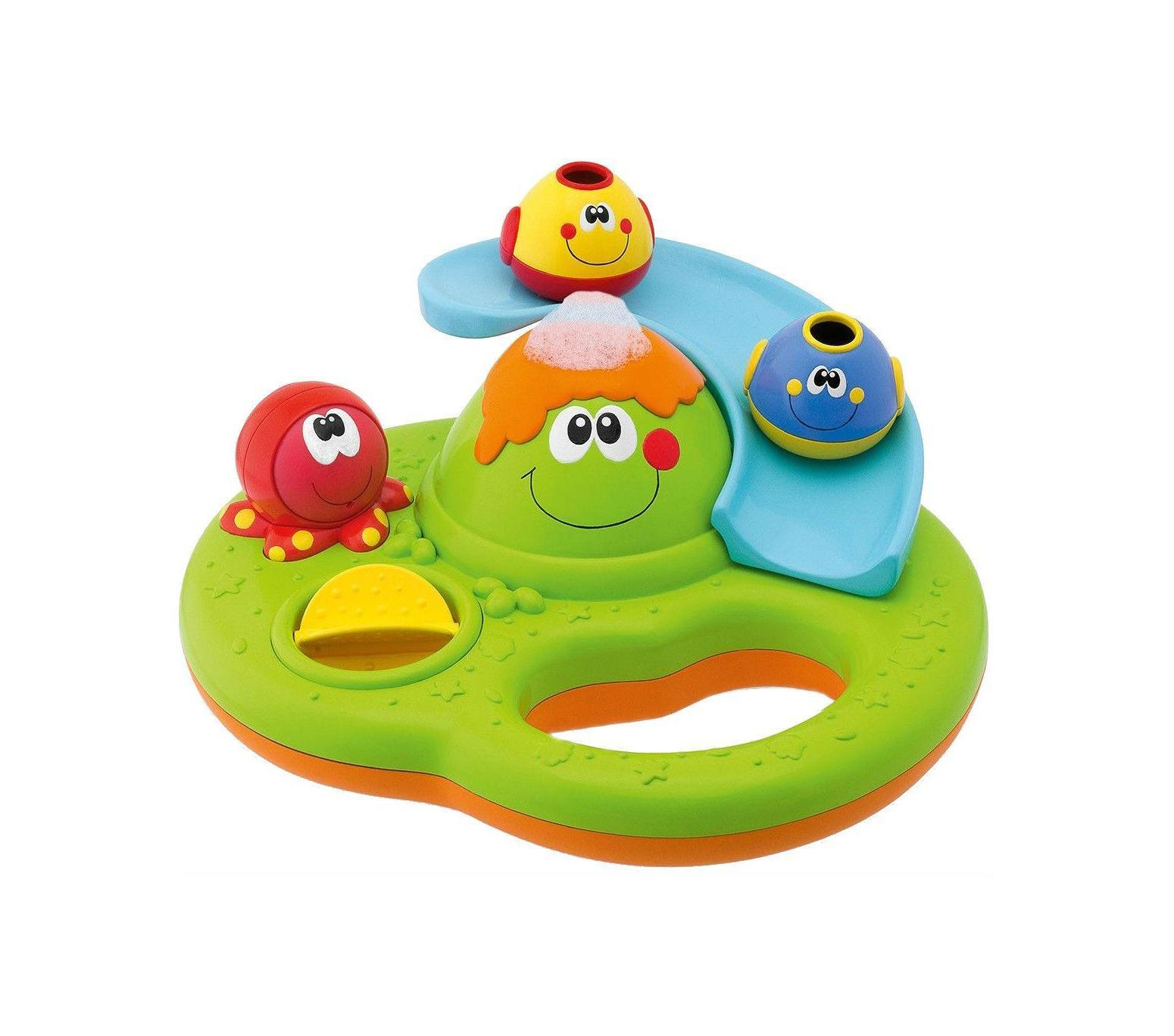 Игрушка для ванны «Остров с пузырьками»Игрушки для ванной<br>Игрушка для ванны «Остров с пузырьками»<br>