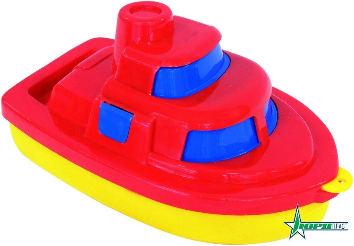 Нордпласт Детский игрушечный пароходик для мальчиков