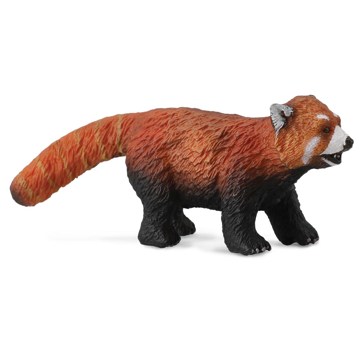 Фигурка животного - Красная панда, размер MДикая природа (Wildlife)<br>Фигурка животного - Красная панда, размер M<br>