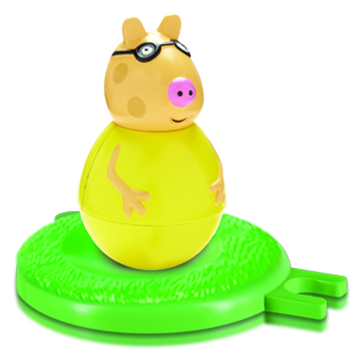 Фигурка-неваляшка Weebles «пони Педро» тм Peppa PigСвинка Пеппа (Peppa Pig )<br>Фигурка-неваляшка Weebles «пони Педро» тм Peppa Pig<br>