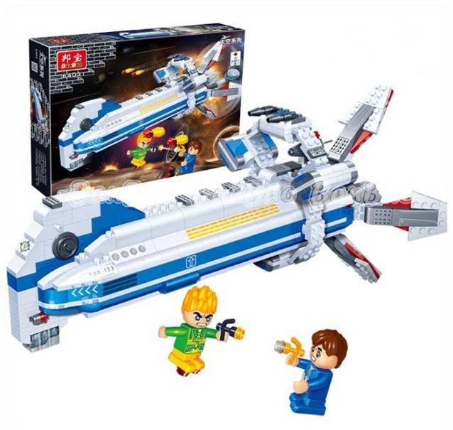 Космический летательный аппарат - Самолеты, службы спасения, артикул: 98150