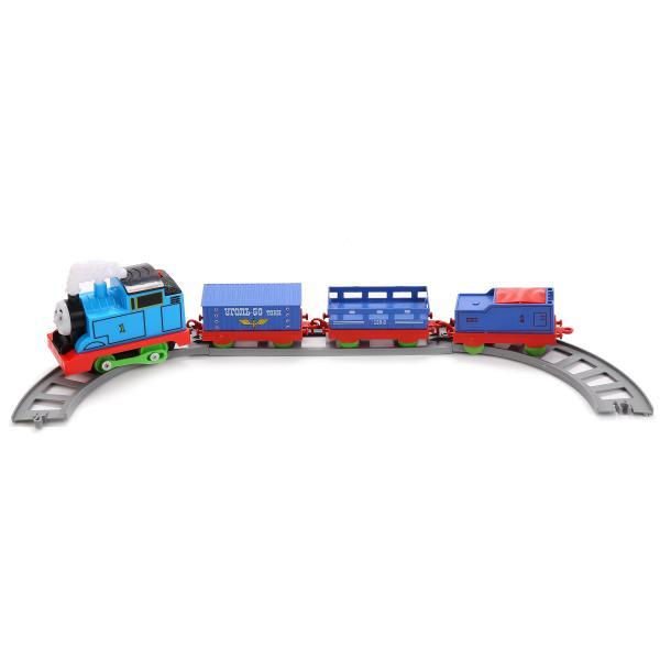 Железная дорога, свет и звук - Детская железная дорога, артикул: 168312