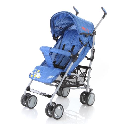 Коляска трость из серии In City, голубаяДетские коляски Capella Jetem, Baby Care<br>Коляска трость из серии In City, голубая<br>