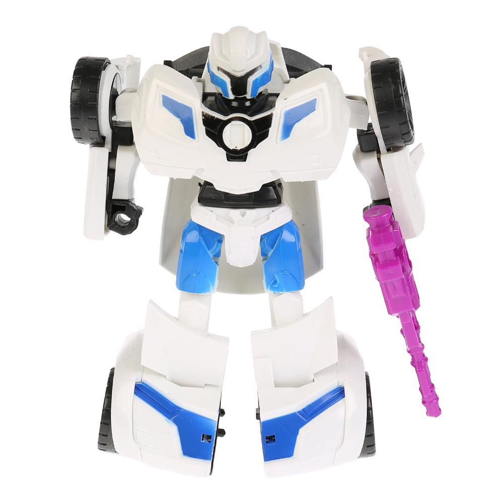 Трансформер – Робот 2 в 1