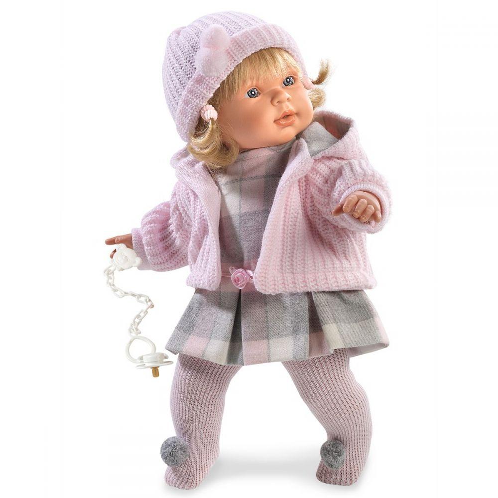 Кукла Анна 42 смИспанские куклы Llorens Juan, S.L.<br>Кукла Анна 42 см<br>