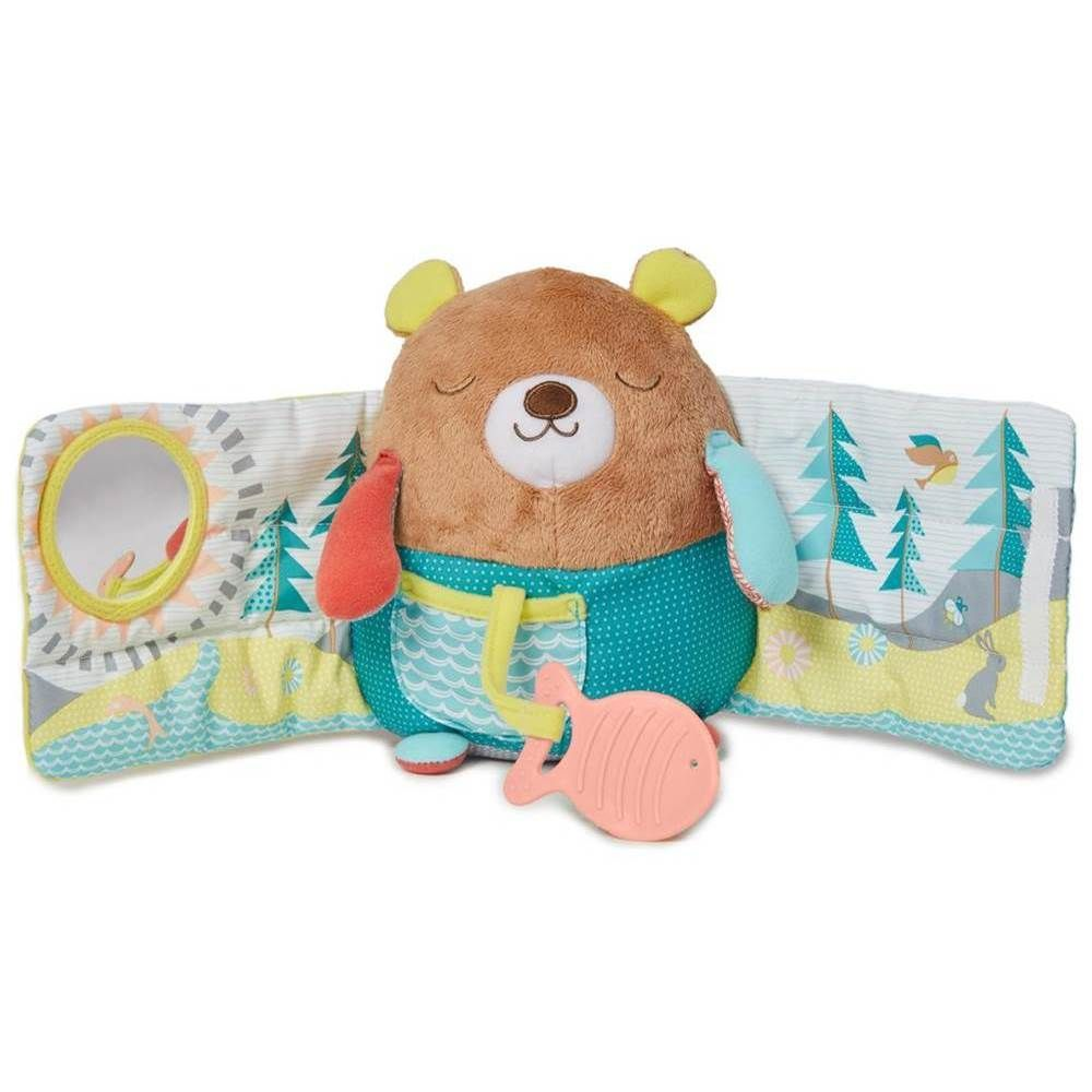 Развивающая игрушка - МедвежонокДетские развивающие игрушки<br>Развивающая игрушка - Медвежонок<br>