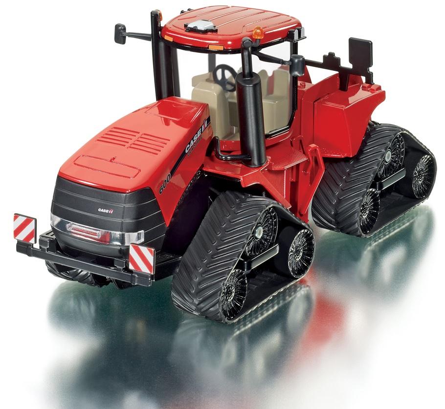 Модель трактора гусеничного Siku Case IH Quadtrac 600, 1:32  - купить со скидкой