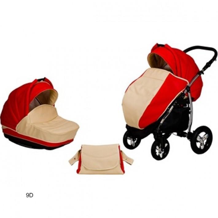 Купить Модульная коляска Verona - 9 D, Baby World