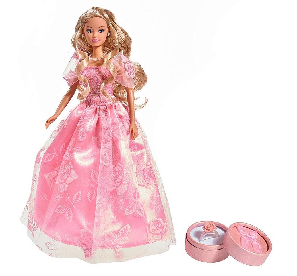 Купить Кукла Штеффи - Мечтательная принцесса, с аксессуарами, 29 см, Simba