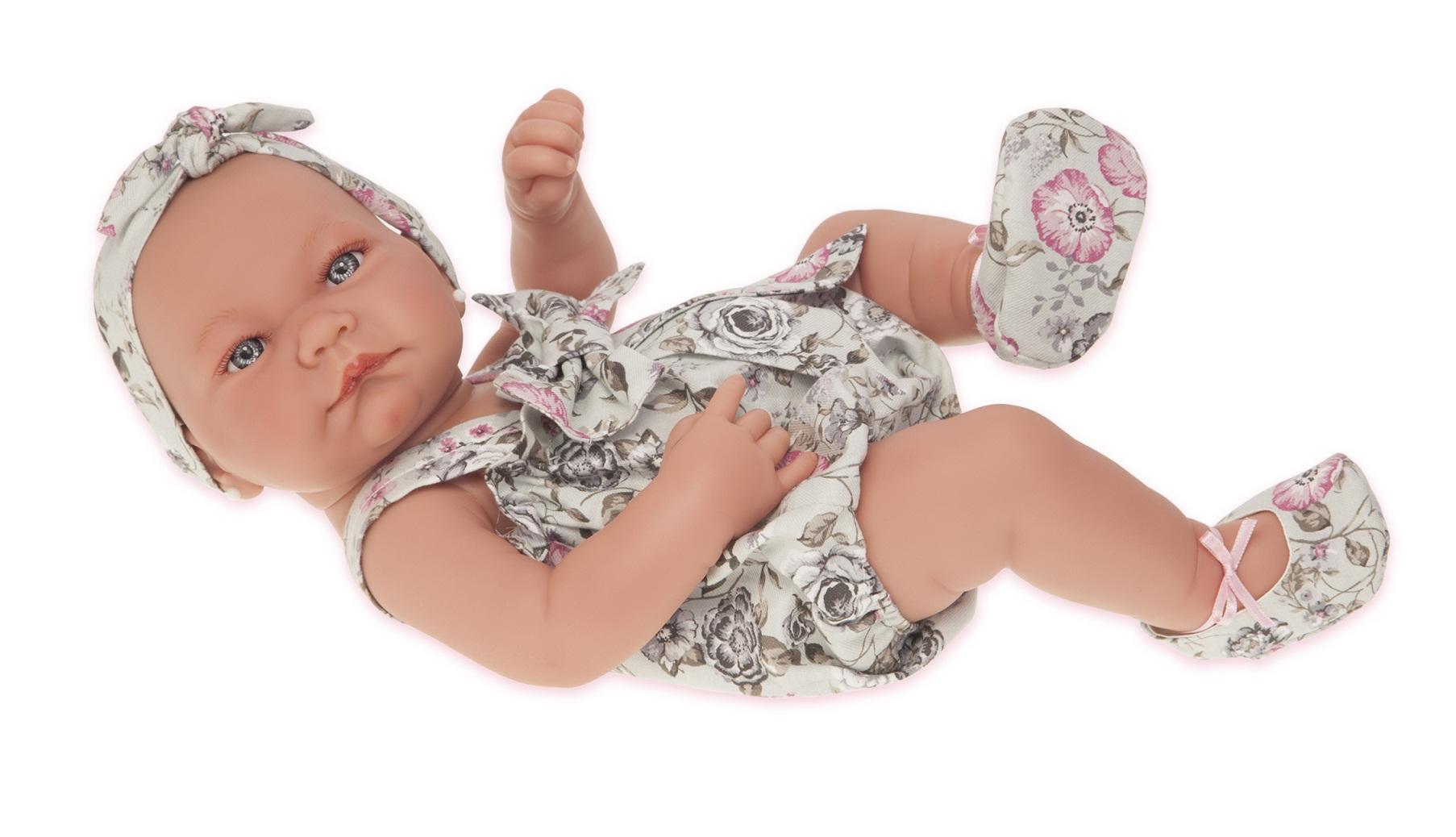 Купить Кукла-младенец Мина, 42 см, Antonio Juan Munecas
