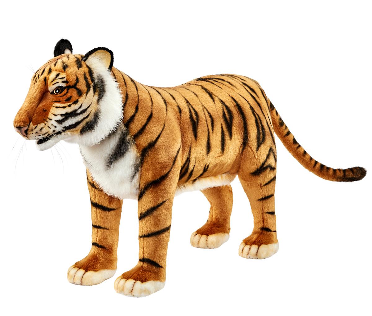 Купить Мягкая игрушка - Тигр банкетка, 78 см, Hansa