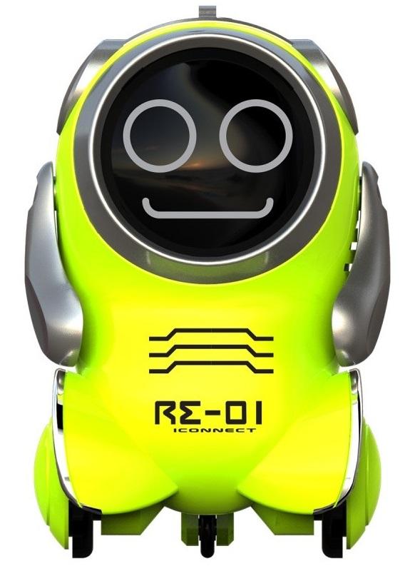 Робот интерактивный «Покибот Silverlit», зеленый - Роботы, Воины, артикул: 165092