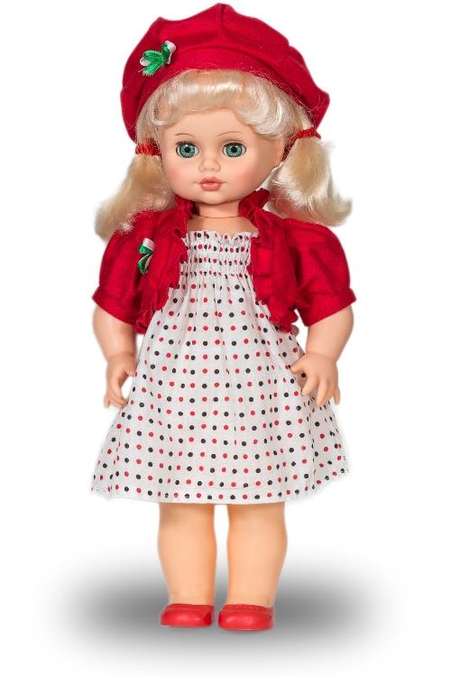 Озвученная кукла Инна 47Русские куклы фабрики Весна<br>Озвученная кукла Инна 47<br>