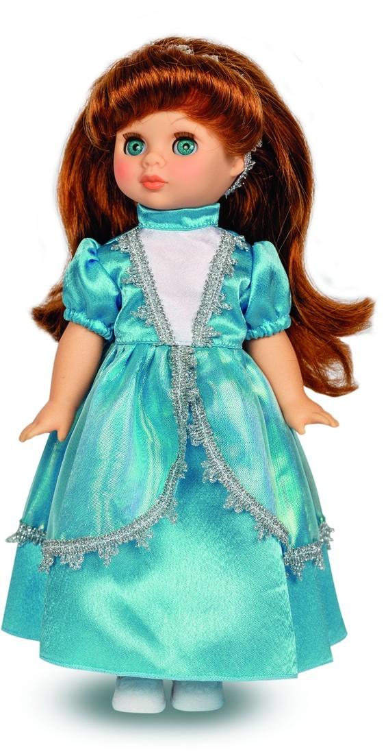 Кукла Эля 11, 33 смРусские куклы фабрики Весна<br>Кукла Эля 11, 33 см<br>