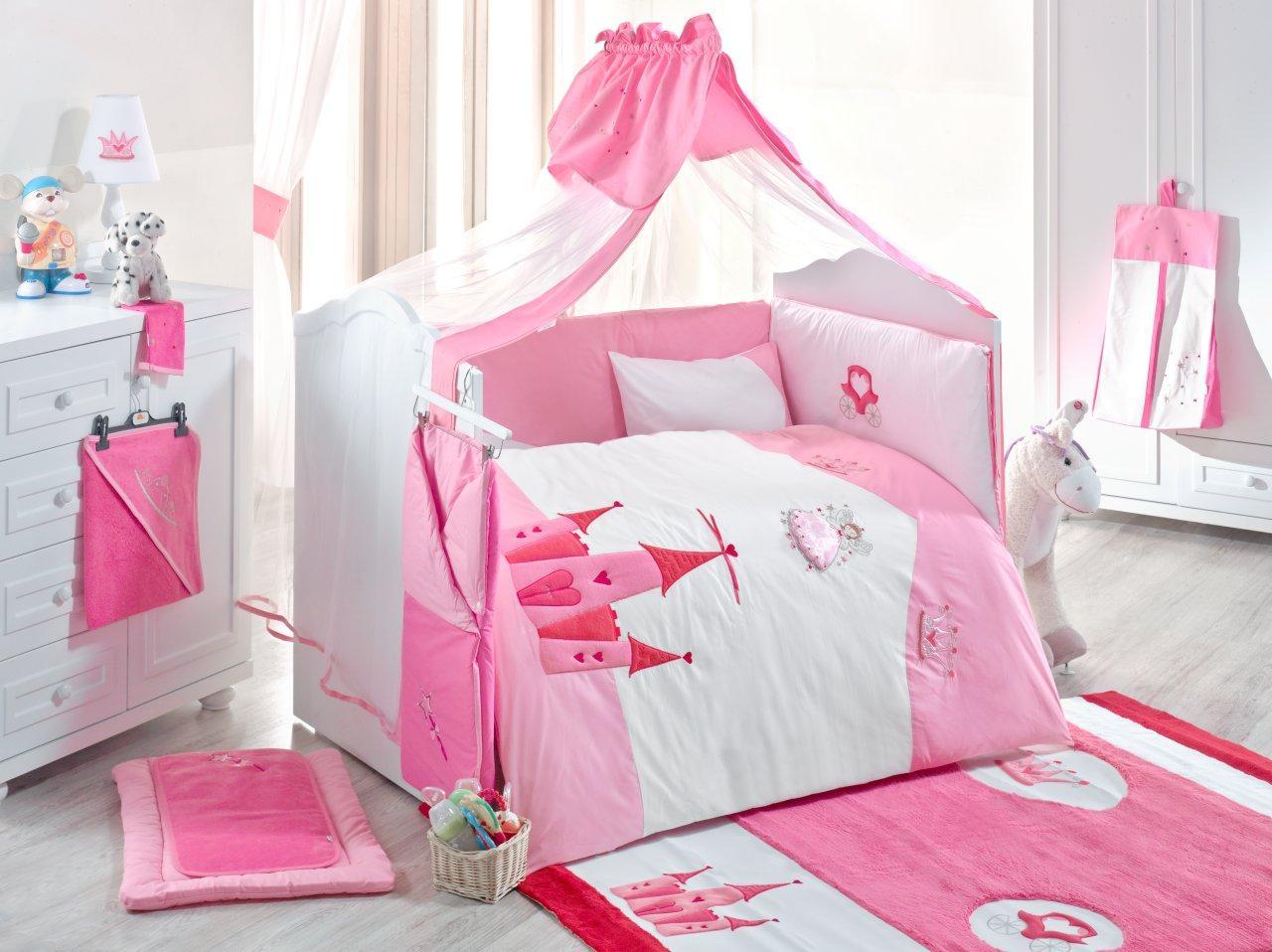 Балдахин серии Little Princess, 150 х 450 смДетское постельное белье<br>Балдахин серии Little Princess, 150 х 450 см<br>