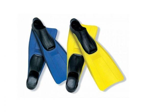 Ласты для плавания Суперспорт, средний размер 38-40, 2 цвета