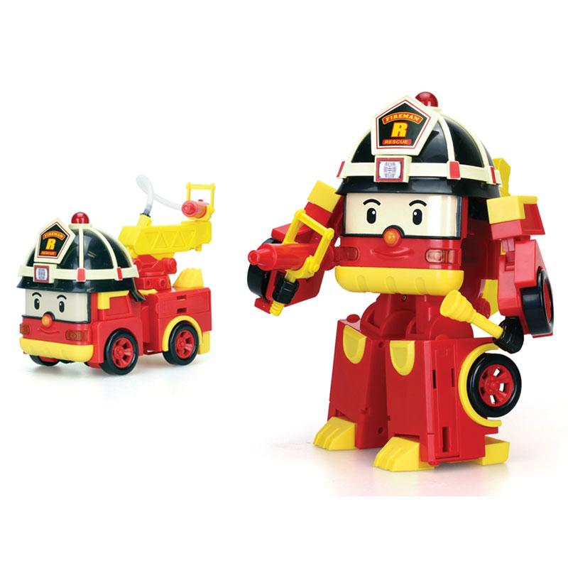 Мега Рой. Большой трансформер - Robocar Poli. Робокар Поли и его друзья, артикул: 126958