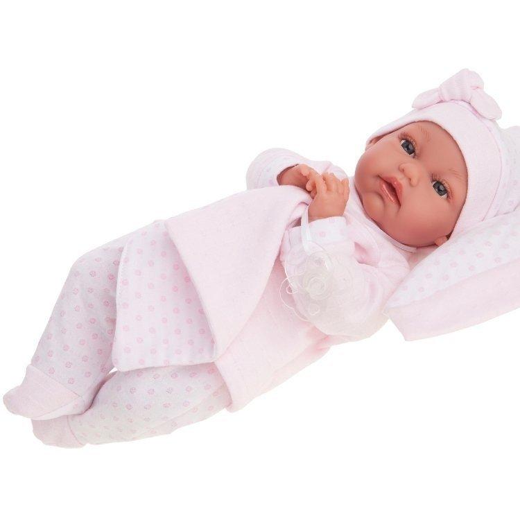 Купить Интерактивная кукла - Анастасия, 34 см, Antonio Juans Munecas