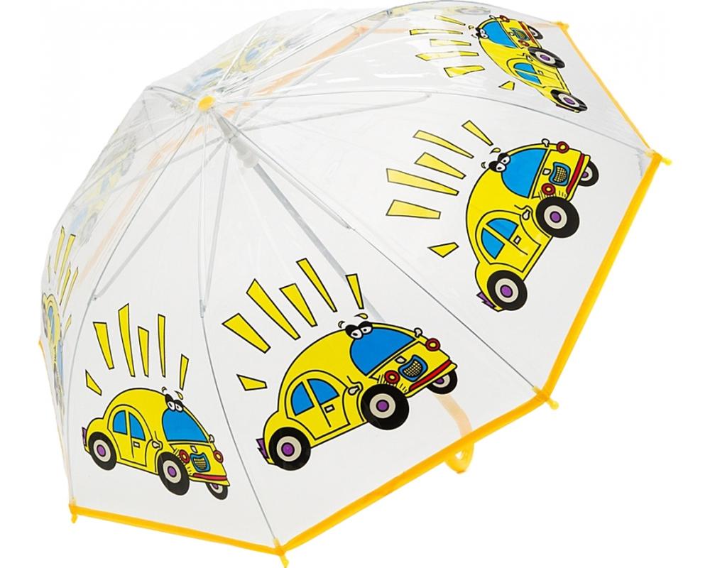 Зонт детский Автомобиль, 46 смДетские зонты<br>Зонт детский Автомобиль, 46 см<br>
