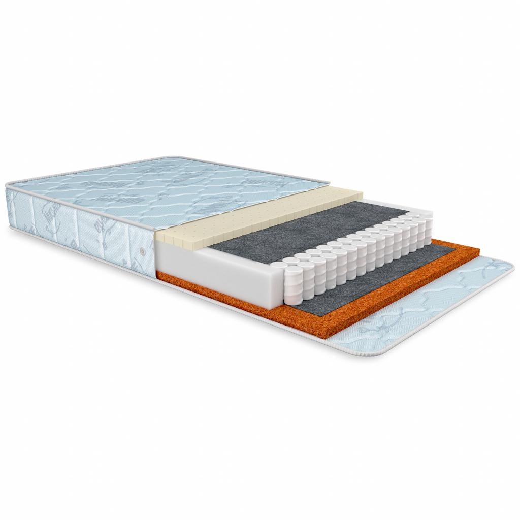 Матрас для подростковой кровати Lago, размер 160 х 80 см.