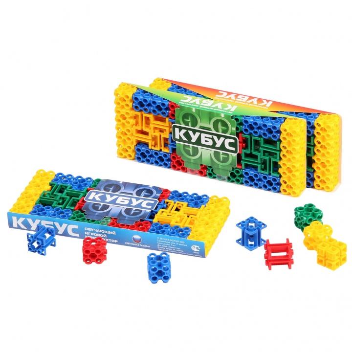 Конструктор Кубус малая упаковка, 40 элементовКонструкторы других производителей<br>Конструктор Кубус малая упаковка, 40 элементов<br>