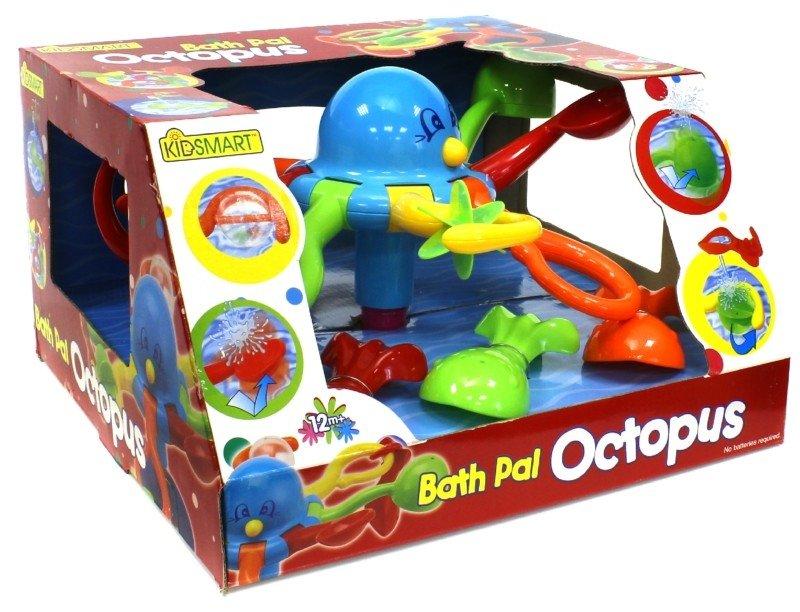 Игрушка развивающая - Осьминог для ванной от Toyway