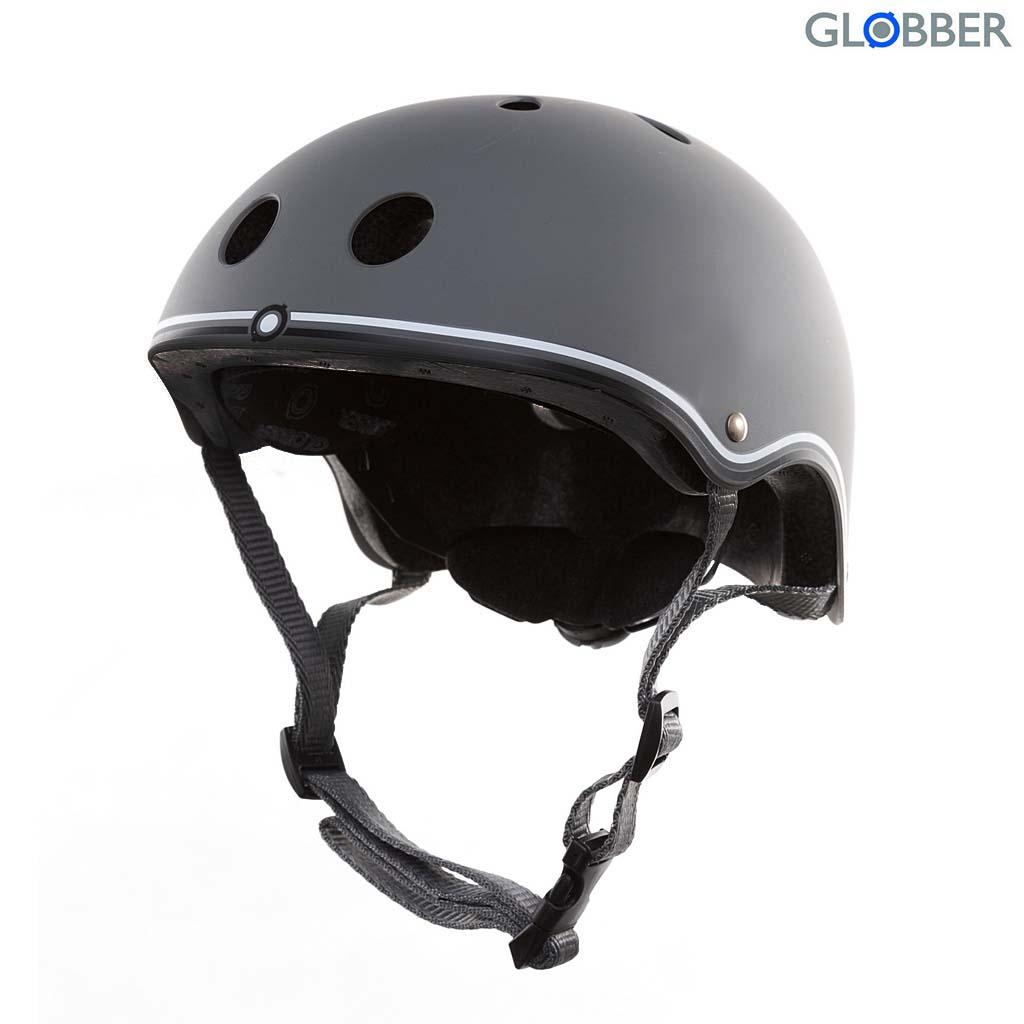 Купить 500-118 Шлем Globber Junior, grey, XS-S 51-54 см, Y-SCOO Globber