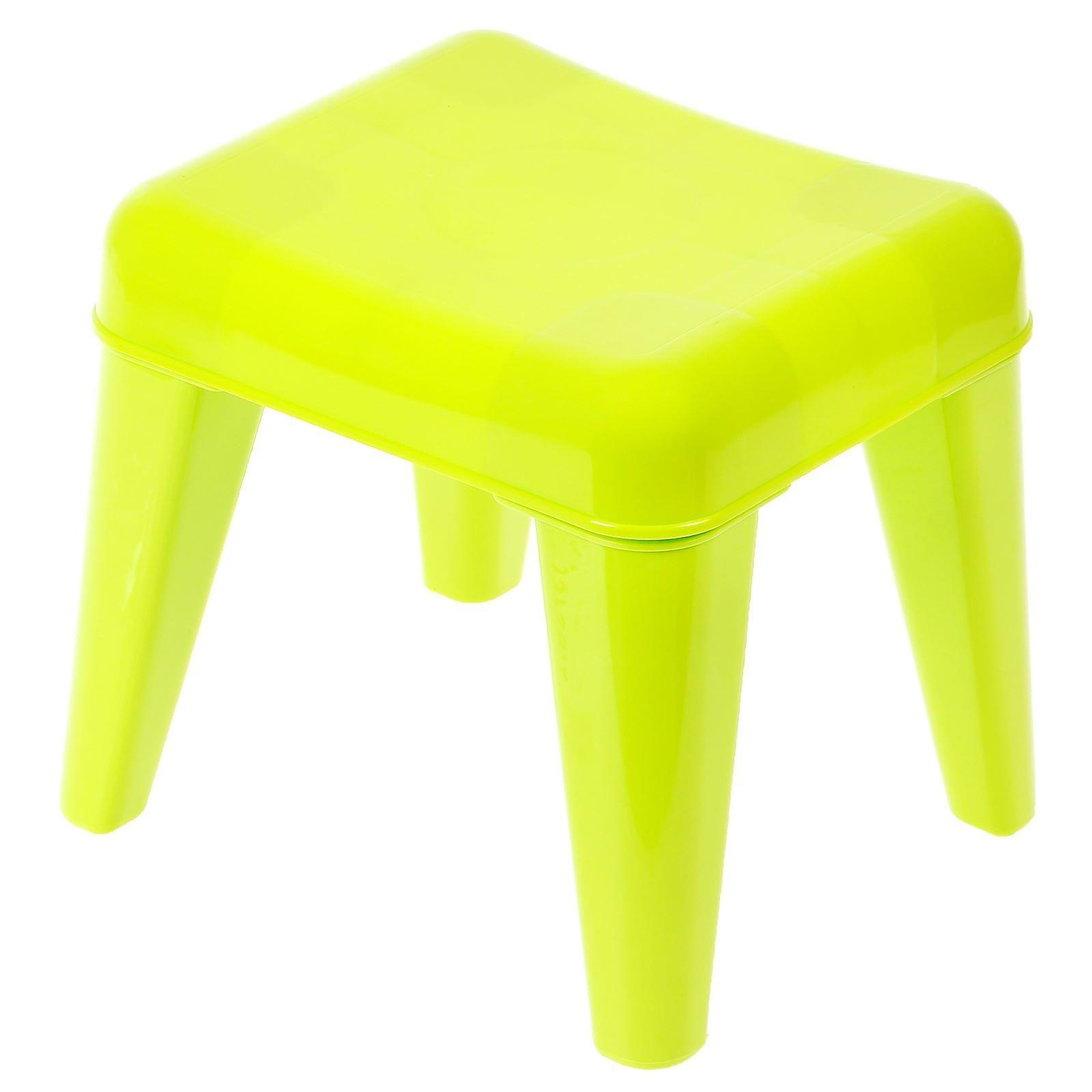 Табурет детский - Я расту, салатовыйИгровые столы и стулья<br>Табурет детский - Я расту, салатовый<br>