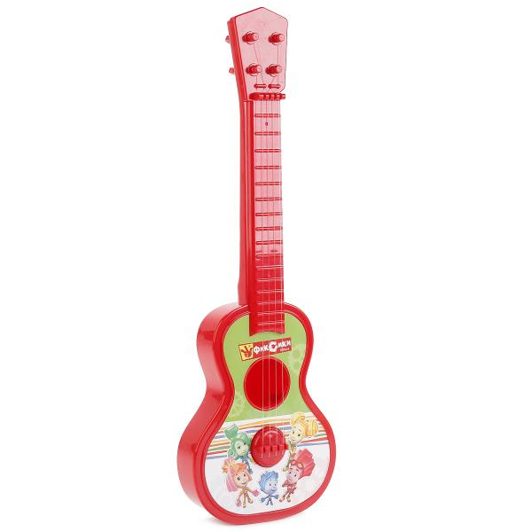 Музыкальный инструмент Фиксики - ГитараГитары<br>Музыкальный инструмент Фиксики - Гитара<br>