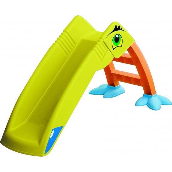 Детская пластиковая горка ПеликанДетские игровые горки<br>Детская пластиковая горка Пеликан<br>