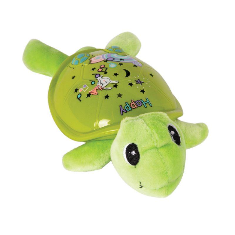 Купить Музыкальная игрушка - Звездная черепашка, свет и звук, Happy Snail