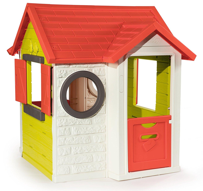 Игровой детский домик со звонком - Пластиковые домики для дачи, артикул: 164991