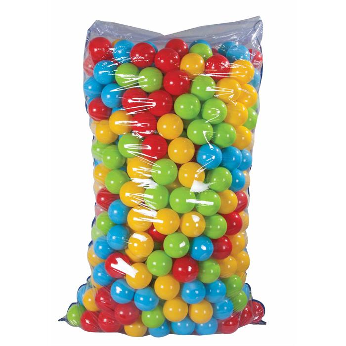 Шарики для сухого бассейна, 500 штук по 7 см., в пакете - Сухой бассейн, артикул: 161544