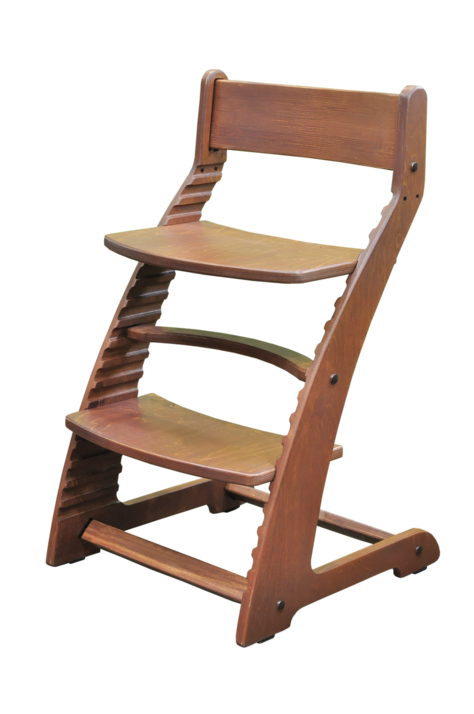 Купить Растущий стул Praktikk, цвет – Вишня, Wood lines
