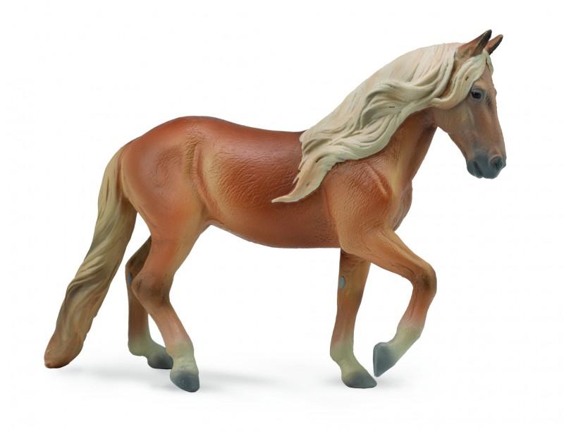 Фигурка Gulliver Collecta – жеребец Перуанское Пасо Маре, каштановый, размер XLЛошади (Horse)<br>Фигурка Gulliver Collecta – жеребец Перуанское Пасо Маре, каштановый, размер XL<br>