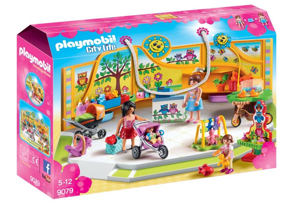 Купить Игровой набор из серии Шопинг: Магазин детских товаров, Playmobil