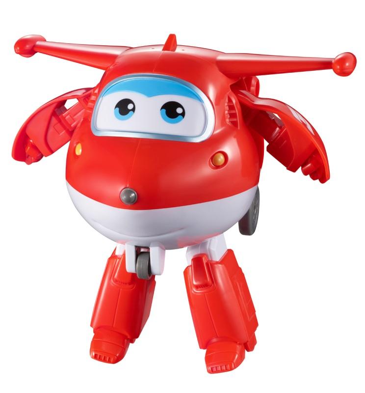 Супер-трансформер Джетт из серии Супер КрыльяСупер Крылья (Super Wings)<br>Супер-трансформер Джетт из серии Супер Крылья<br>