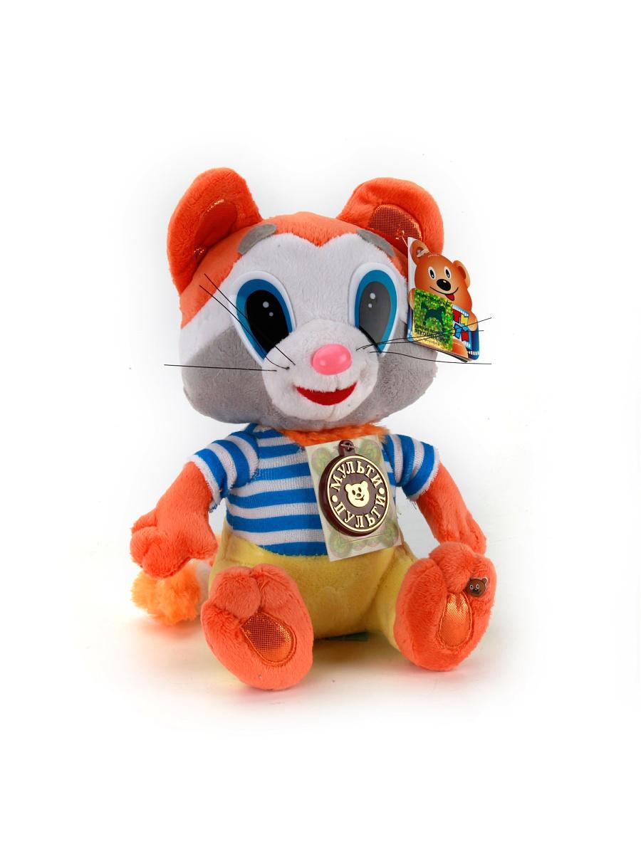 Озвученная мягкая игрушка - Крошка Енот, 18 смГоворящие игрушки<br>Озвученная мягкая игрушка - Крошка Енот, 18 см<br>