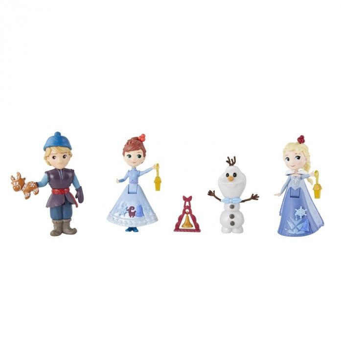 Купить Игровой набор Disney Princess - Холодное сердце - Герои фильма, Hasbro