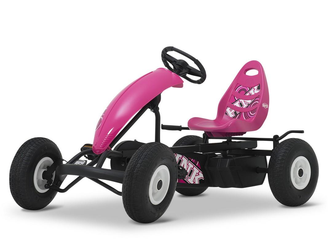 Веломобиль - Compact Pink BFR