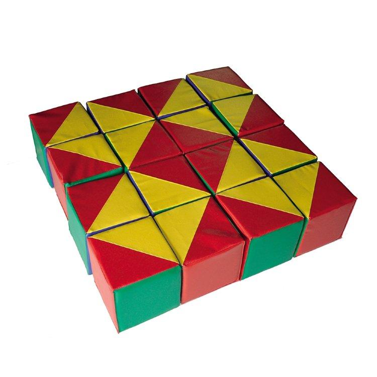 Набор кубиков - Калейдоскоп фото