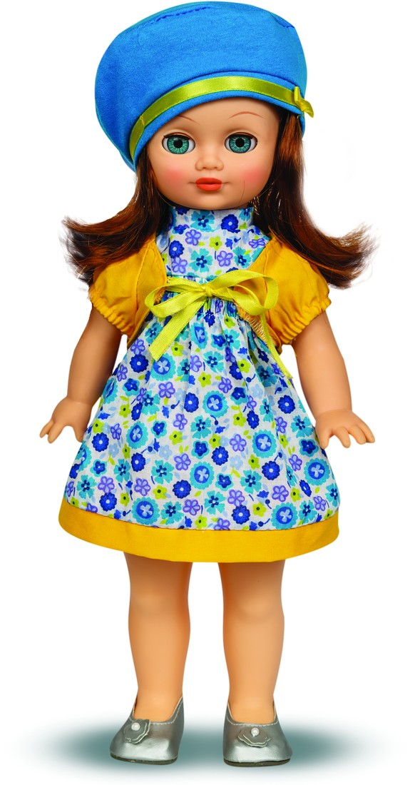 Кукла Анжелика 5 со звукомРусские куклы фабрики Весна<br>Кукла Анжелика 5 со звуком<br>