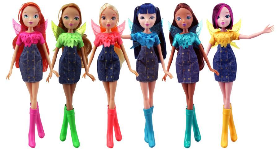 Кукла Winx Club - Деним