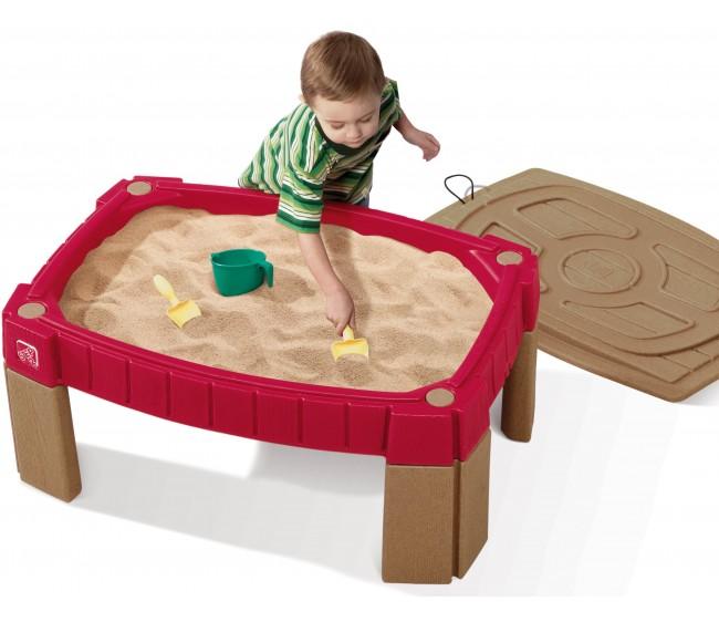 Step 2 Стол для игры с песком