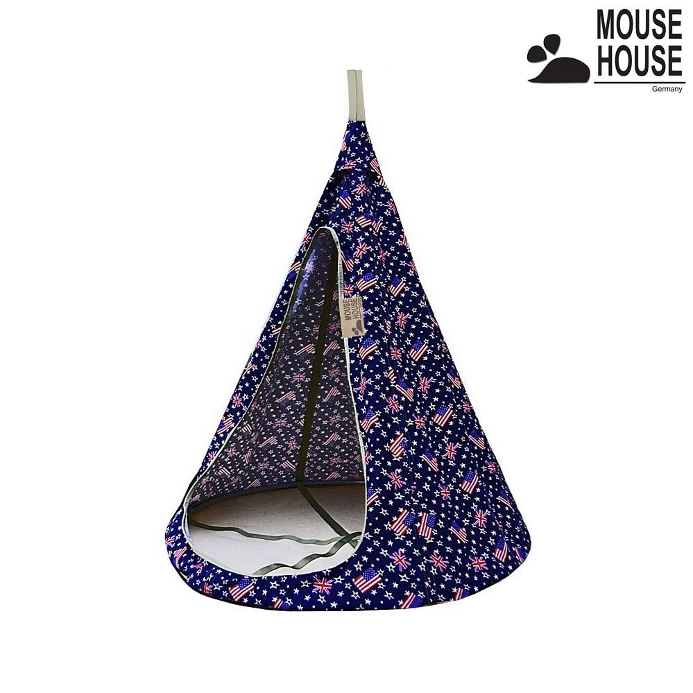 Подвесной гамак-качели, диаметр 110 см, флаги - Разное, артикул: 164269