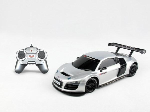 Купить Радиоуправляемая машинка Audi R8, масштаб 1:24, Rastar