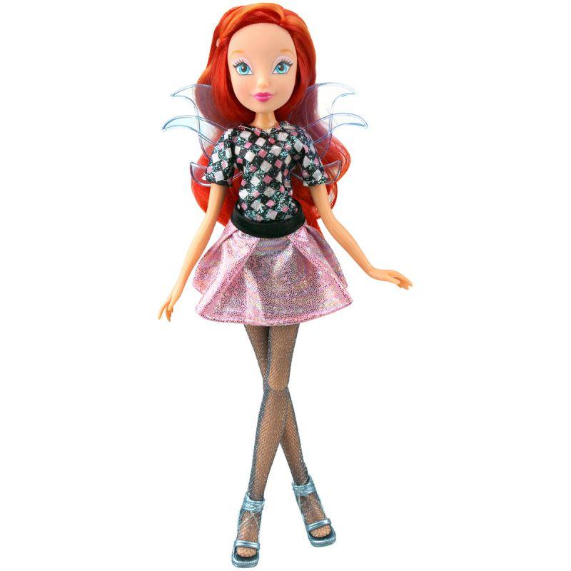 Кукла из серии Wow Лофт – БлумКуклы Винкс (Winx)<br>Кукла из серии Wow Лофт – Блум<br>