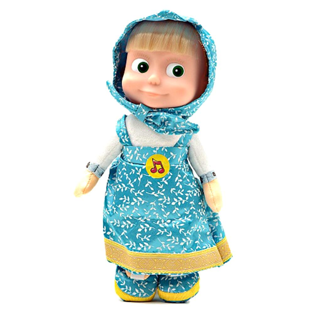 Купить Мягкая игрушка Маша и Медведь – Маша, 29 см, Мульти-Пульти