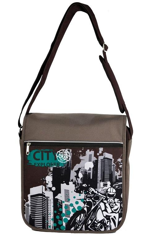 Сумка школьная  City Explorer - Детские сумочки, артикул: 169345