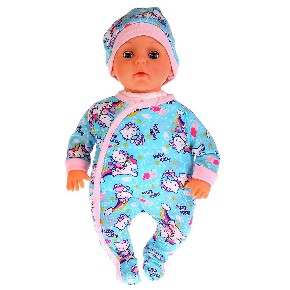Купить Интерактивная кукла - Пупс Hello Kitty, 30 см, с аксессуарами, Карапуз